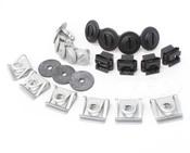 Audi VW Engine Splash Guard Hardware Kit