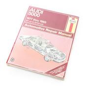 Audi Haynes Repair Manual - Haynes HAY-15025