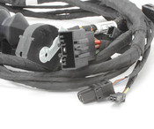 BMW Repair Cable Set Hinge Rear Lid - Genuine BMW 61119231820