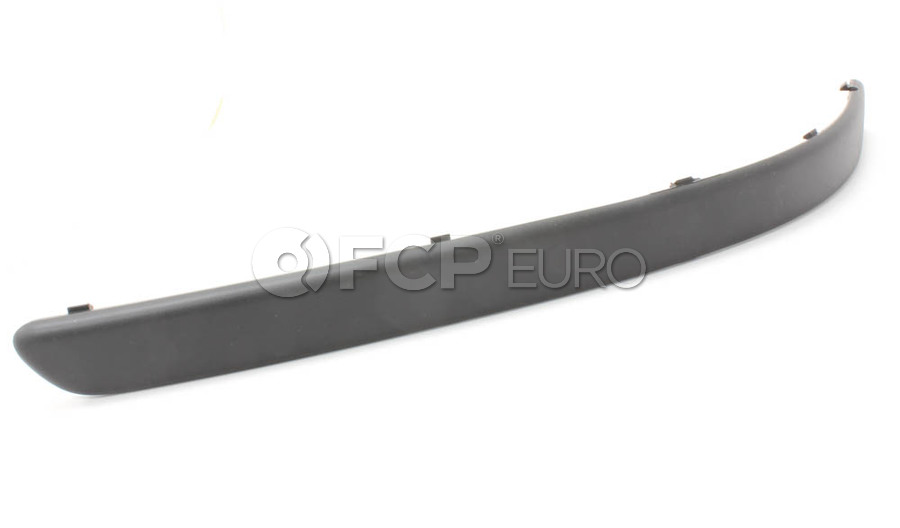 BMW Bumper Impact Strip Front Right - Genuine BMW 51112494194