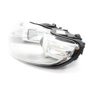 VW Headlight Assembly - Hella 7L6941039E
