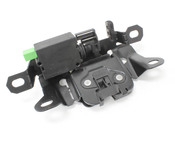 Volvo Trunk Lock Actuator Motor - Genuine Volvo 30784739