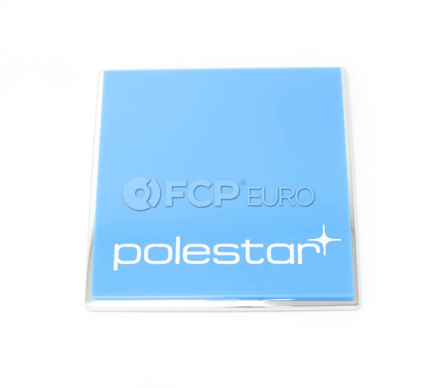 Volvo Rear Emblem Polestar - Genuine Volvo 31408534
