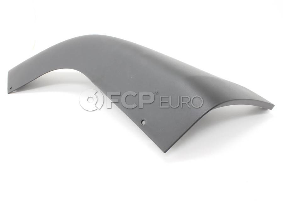 BMW Trim Panel Bumper Bottom Right (Black Genarbt) (X5) - Genuine BMW 51127242528