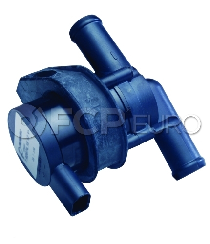 Audi VW Auxiliary Water Pump - Pierburg 078121601B