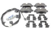 MINI Cooper Brake Pad Set With Pad Sensor (Value Line) - Genuine MINI 34212289157