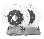 Mercedes Brake Kit - Brembo W204AMG2PFBK1