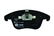 Volvo Brake Pad Set - TRW 30793540