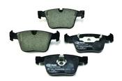 Mercedes Brake Pad Set - Pagid 0054208220