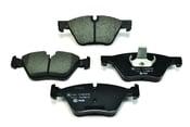 BMW Brake Pad Set - Pagid 34116775310