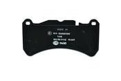 Mercedes Brake Pad Set - Pagid 0044205020