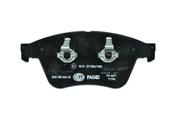 Mercedes Brake Pad Set - Pagid 1644200920