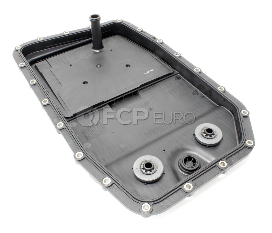 BMW GA6HP26Z Automatic Transmission Oil Pan With Filter - ZF 24152333903