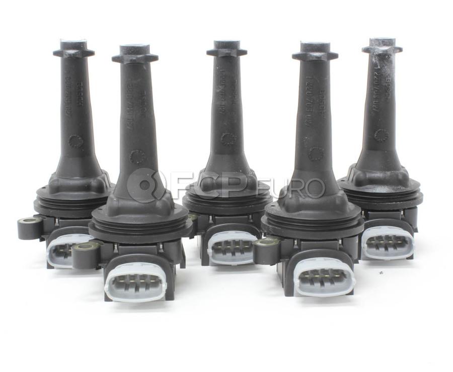 Volvo Ignition Coil Kit - Bosch 00082X5