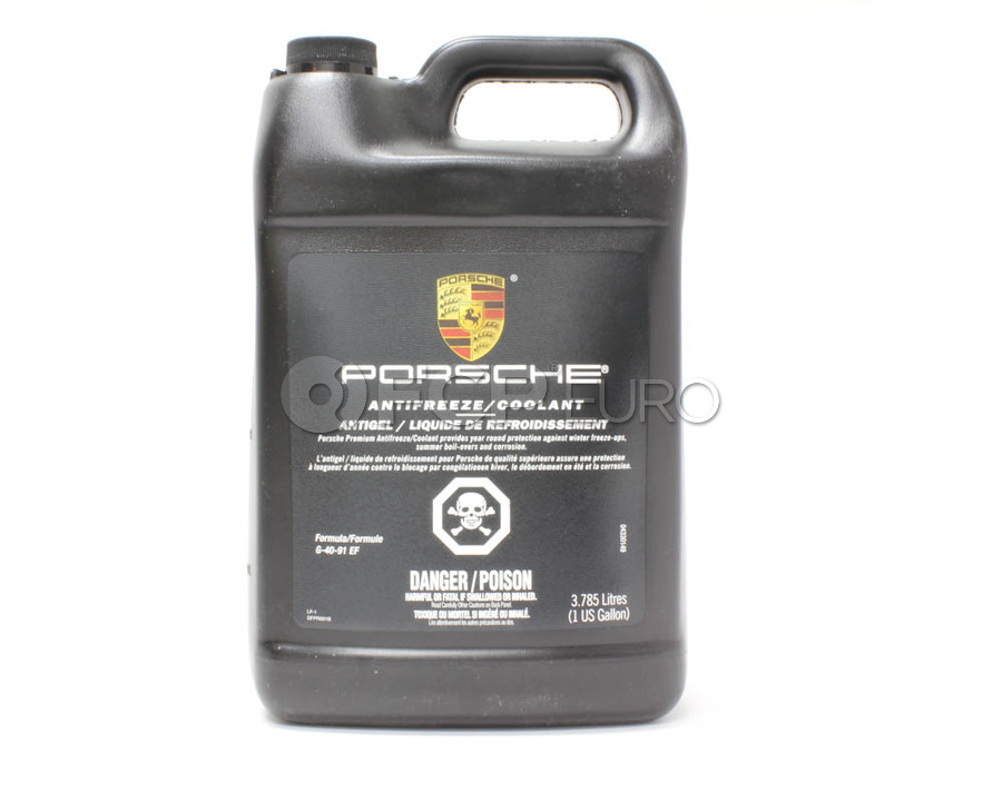 Porsche Coolant/Antifreeze (1 Gallon) - Genuine Porsche 00004330149