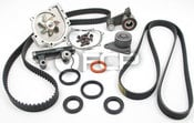 Volvo Timing Belt Kit 11 Piece - Contitech KIT-P80EARLYKIT3P11