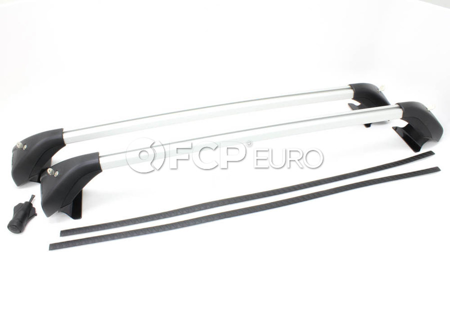 Genuine Volvo Roof Bars V60 2011 With Out The Roof Rail
