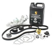 Porsche Timing Belt and Water Pump Kit - INA/ Contitech 94410515704KIT1