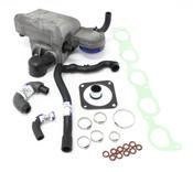 Volvo PCV Breather System Kit - Genuine Volvo KIT-P2NALATE2P18