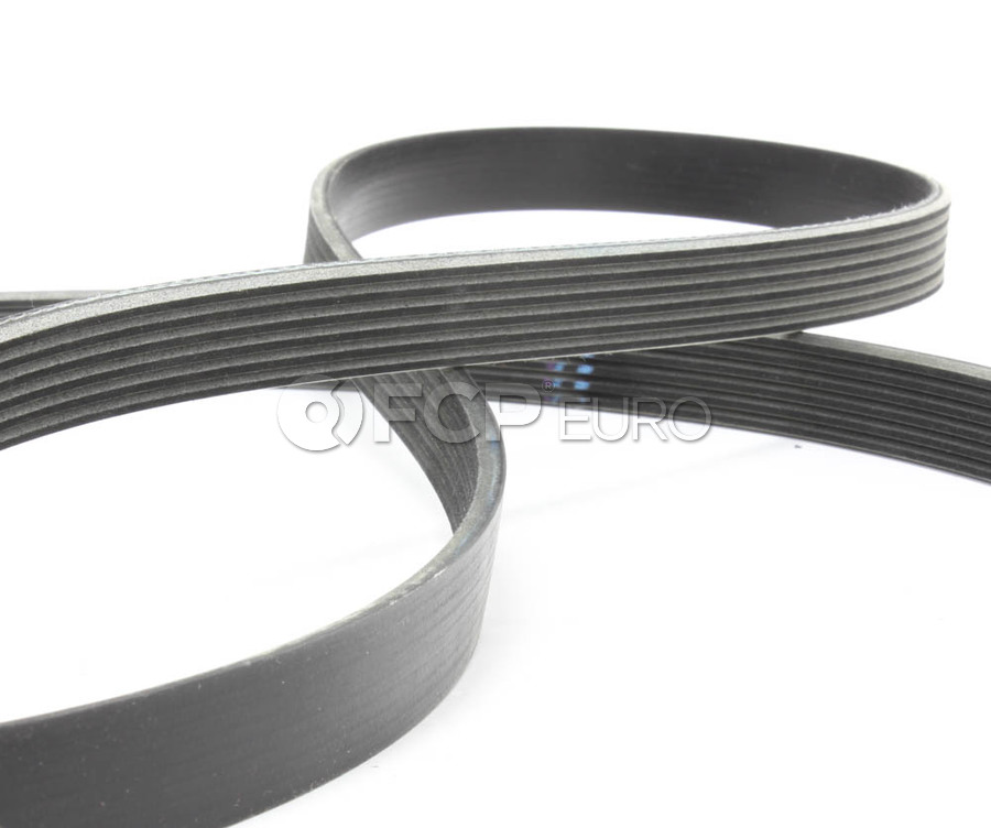 Gates Drive Belt Fan V-Belt Power Steer for MERCEDES W126 5.5 560 M117