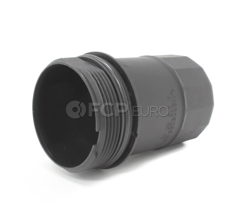 Mercedes Engine Oil Filter Housing Cover