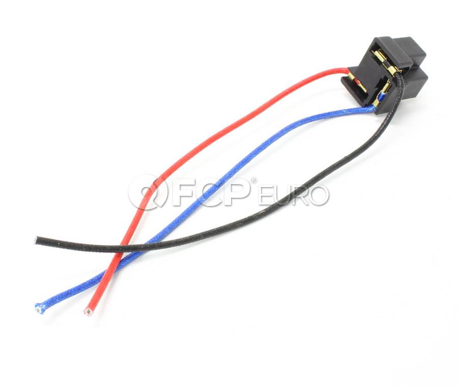 Headlight Bulb H4 Wiring Harness - Flosser 4445