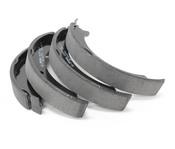Volvo Parking Brake Shoe Set -Textar 31262626