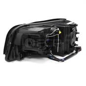 Volvo Headlight Assembly - TYC 31276810