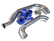 Volvo Reverse Intercooler Pipe Kit Blue - Snabb RIPK9398