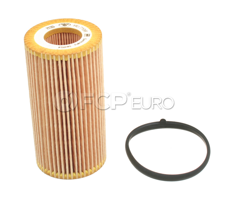 Audi VW Oil Filter Kit - Mann 06D115562