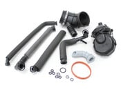 BMW Cold Climate PCV Breather System Kit - OE Supplier 11617533400KT2
