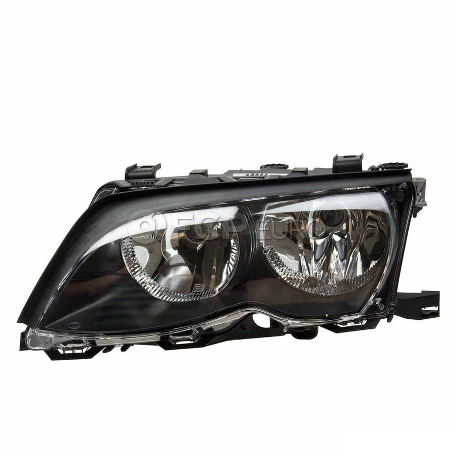 BMW Headlight Assembly Non-Xenon - ZKW 63127165771