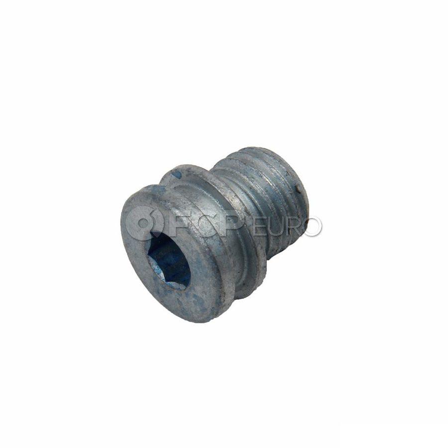 BMW Engine Oil Filter Housing Plug - Genuine BMW 11427518083