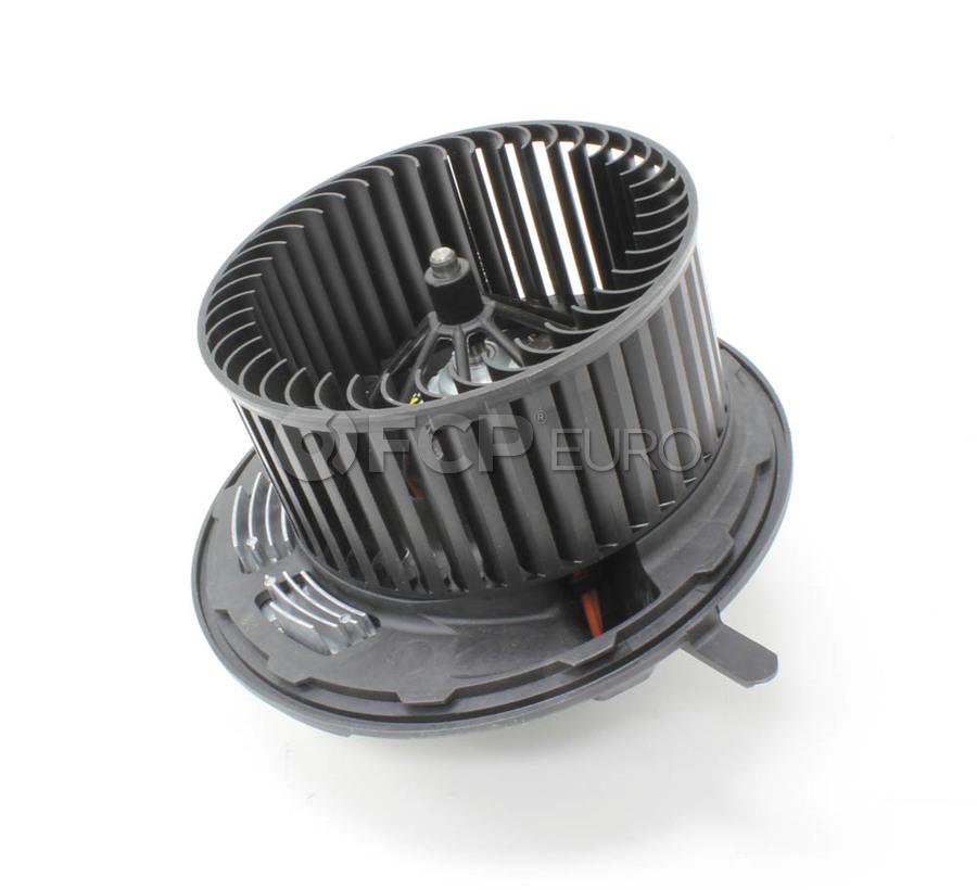 BMW Blower Motor Assembly - Valeo 64119227670