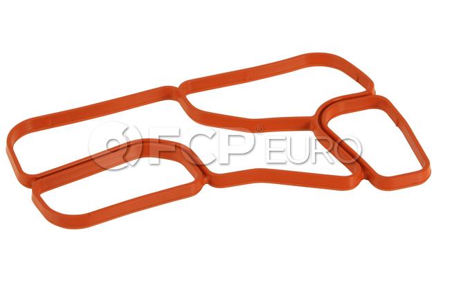Mercedes Engine Oil Cooler Gasket - Elring 2721840280