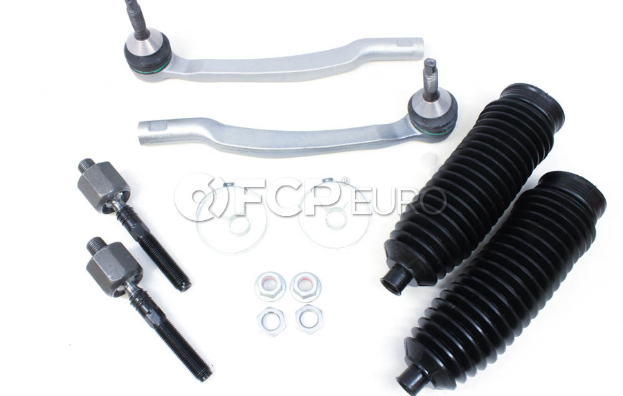 Volvo Tie Rod Kit Inner & Outer (XC90) - Lemforder KIT-511411