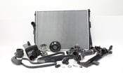 BMW  E46 Cooling System Overhaul Kit - OE Supplier 376716261KT