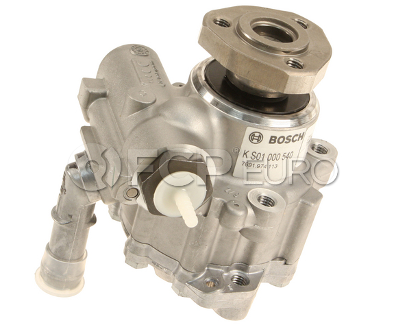 Volkswagen Power Steering Pump (Cabrio Passat) - Bosch ZF 028145157D