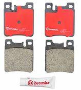 Mercedes Brake Pad Set - Brembo 004420922041