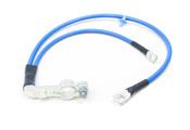 Volvo Battery Cable Negative - Genuine Volvo 30857415