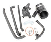 BMW Standard PCV Breather System Kit - OE Supplier 11617501566KT4