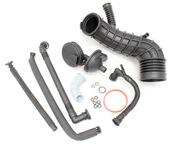 BMW Standard PCV Breather System Kit - OE Supplier 11617501566KT5