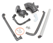 BMW Standard PCV Breather System Kit - OE Supplier 11617501566KT7