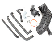 BMW Standard PCV Breather System Kit - OE Supplier 11617501566KT6