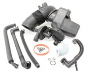 BMW Standard PCV Breather System Kit - OE Supplier 11617501566KT10