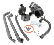 BMW Standard PCV Breather System Kit - OE Supplier 11617501566KT9