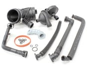 BMW Standard PCV Breather System Kit - OE Supplier 11617501566KT8