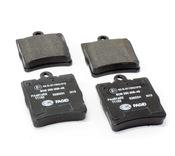 Mercedes Brake Pad Set - Pagid 0054201920