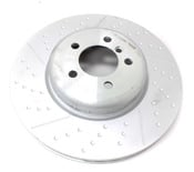 BMW Slotted Brake Disc - Genuine BMW 34106797603