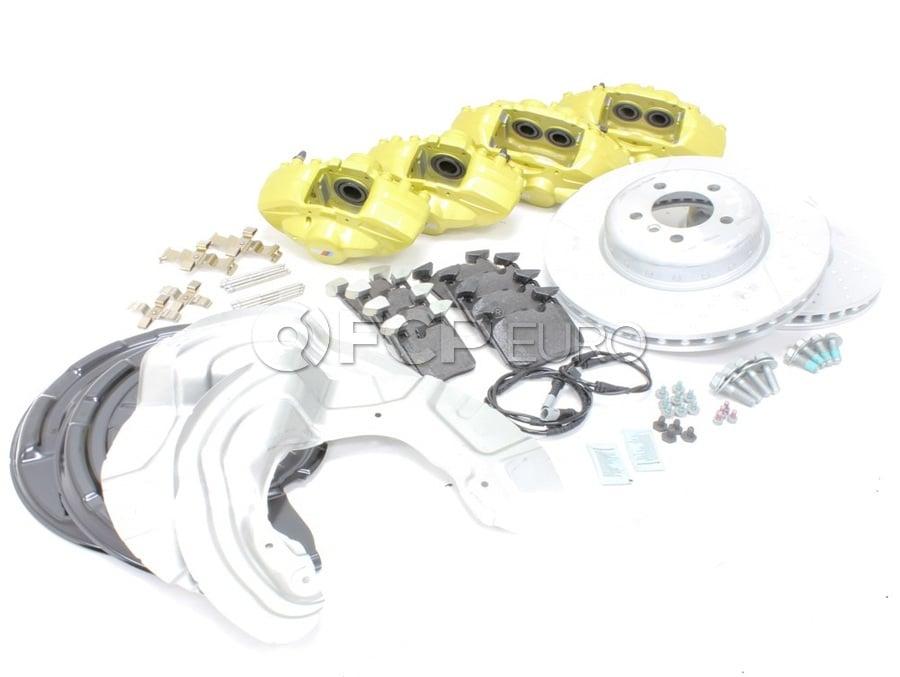 BMW M Performance Big Brake Kit - Genuine BMW 34112450469
